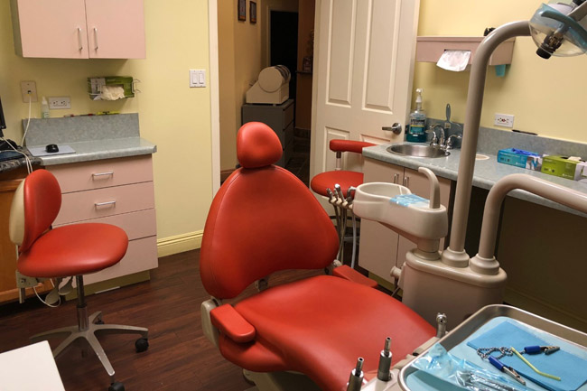 Inland Dental Group Office
